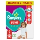 Pampers Pants 6 Active Fit (15+kg) 42vnt.