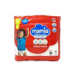 Mamia Nappy Pants 6+ (16,5+Kg) 30vnt.