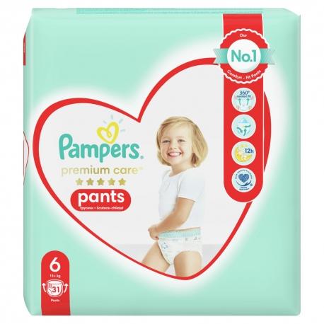 Premium Care Pants 6 (15+kg) 31vnt.