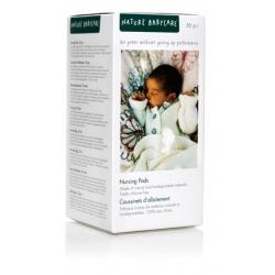 Nature Babycare įdėklai į liemenėlę, 30vnt.