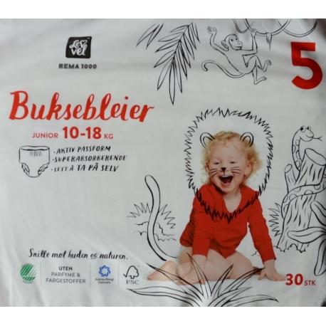 Bleer Bleier Pants 5 (10-18Kg) 30vnt.