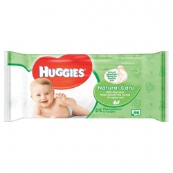 Huggies Natural Care, 56vnt.