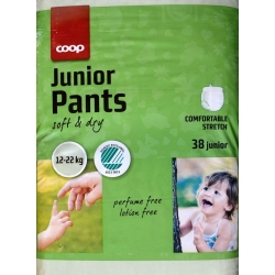 Coop Pants 5 (12-22Kg) Junior 38vnt.