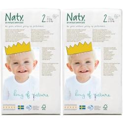 Nature Babycare 2 (3-6kg) 68vnt.