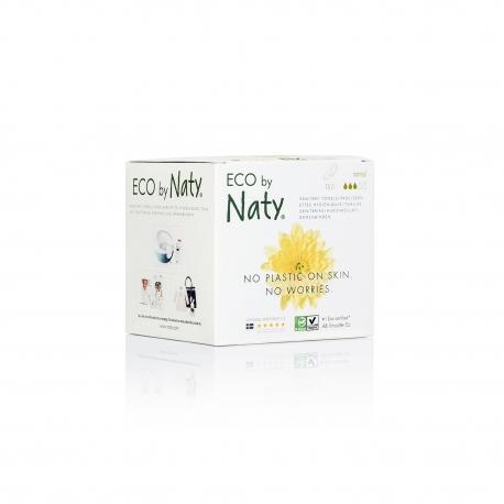 Ekologiški higieniniai paketai NATY Normal, 15 vnt.