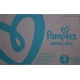 Pampers Baby-Dry 3 (6-10kg) 198vnt.