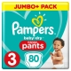 Pampers Pants 3 (6-11kg) 80vnt.
