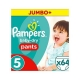 Pampers Pants 5 (11-18kg) 64vnt.