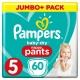 Pampers Pants 5 (11-18kg) 60vnt.