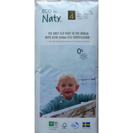 Naty Eco Pants 4 (8-15kg) 36vnt.