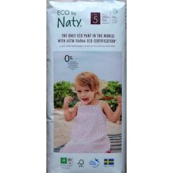 Naty Eco Pants 5 (12-18kg) 34vnt.