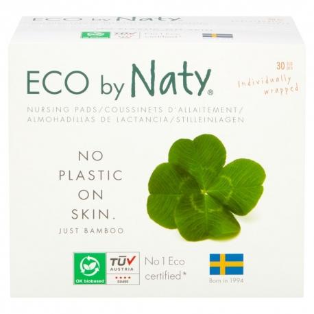 Eco by Naty įdėklai į liemenėlę, 30vnt.