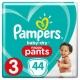 Pampers Pants 3 (6-11kg) 44vnt.