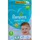 Pampers Baby Dry 4(9-14kg) 132vnt.