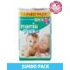 Mamia 4+ (9-20kg) 78vnt.