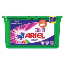 Ariel 3In1 Pods Colour, 35vnt.