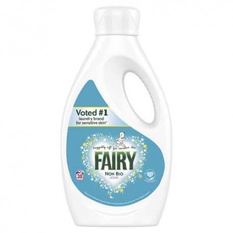 Fairy Non Bio Liquid, 38