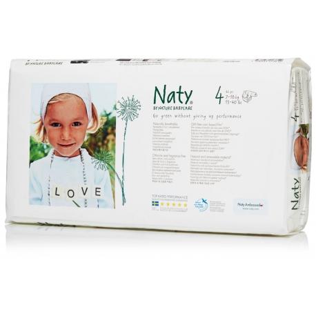 Naty 4 (7-18kg) 46vnt.