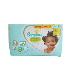 Pampers Premium Protection 5 (11-16kg) 47vnt.