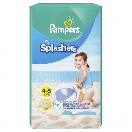 Splashers 4-5 (9-15kg) 11vnt.