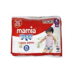 Mamia Nappy Pants 4 (8-15Kg) 40vnt.