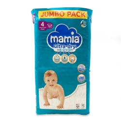 Mamia 4 (7-18kg) 84vnt.